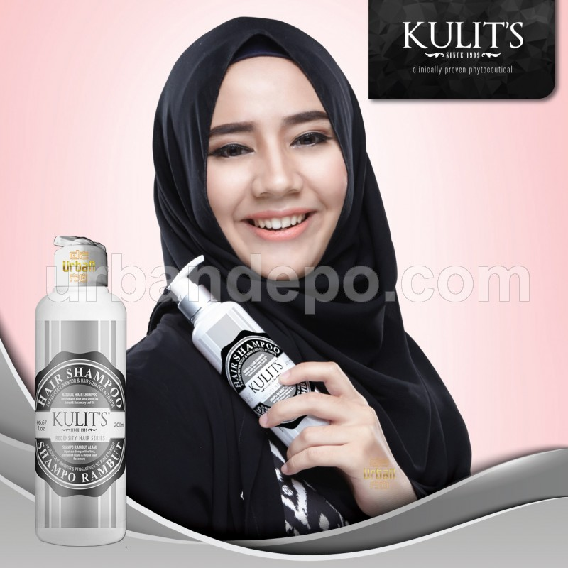 KLT H 1003-2 - Kulit's Redensity Hair Shampoo 200 ml