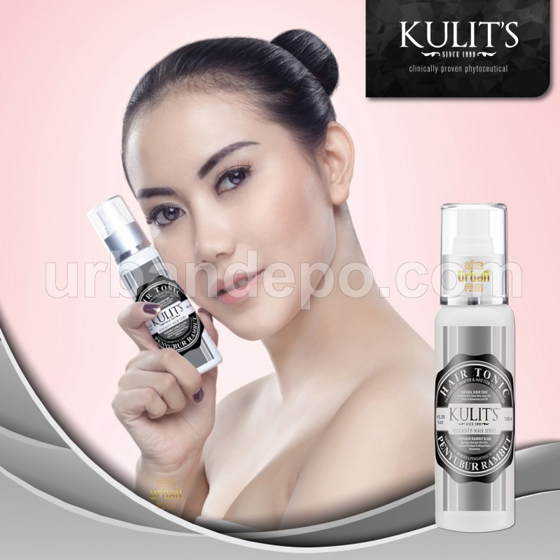 KLT H 1002 - Kulit's Redensity Hair Tonic 100 ml