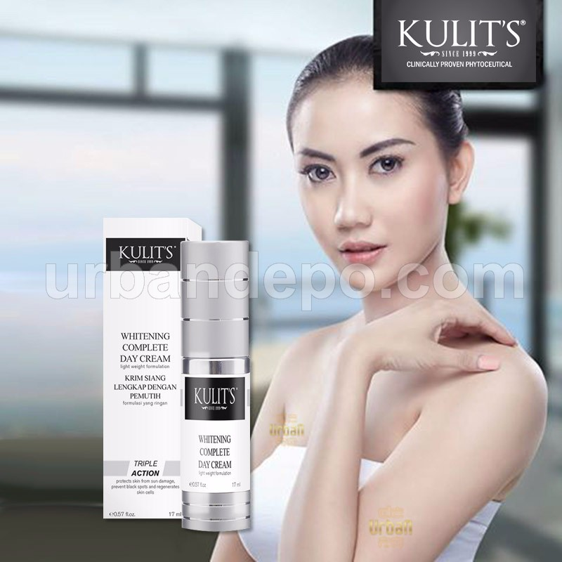 Kulit's Skincare - Whitening Complete Day Cream - 17 ml