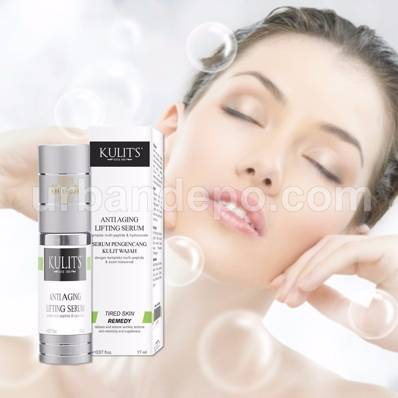 Kulit's Skincare - Anti Aging Lifting Serum - 17 ml