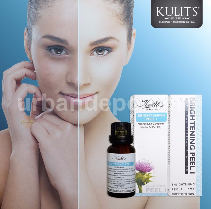 Kulit's Skincare - Brightening Peel I - 20 ml