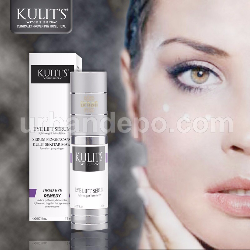 Kulit's Skincare - Eye Lift Serum - 17 ml
