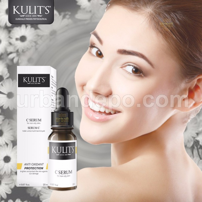 Kulit's Skincare - C Serum - 20 ml